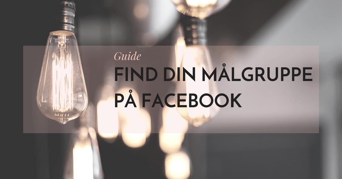 find-din-maalgruppe-paa-facebook