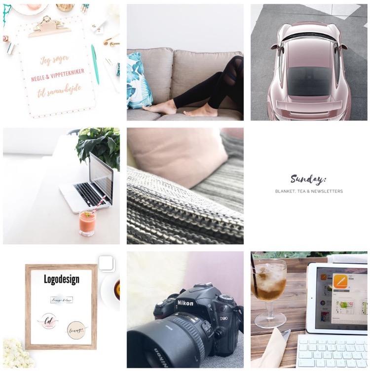 instagram billeder sort hvid