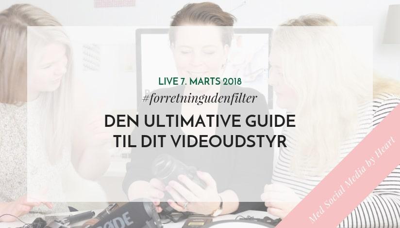 Guide til videoudstyr