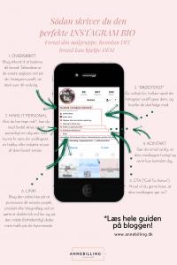 6 tips til din instagram bio