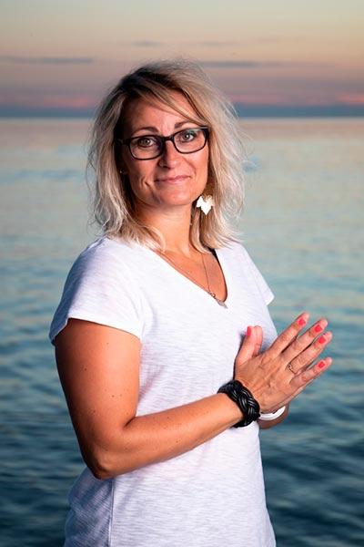 Camilla Qvist vil gerne lære at lave Facebookannoncer for sin nystartede virksomhed
